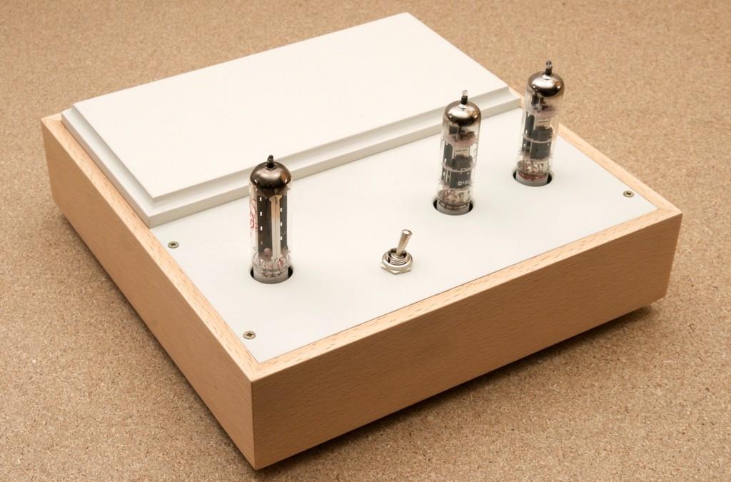 uHu-Amp mit der PCL86
